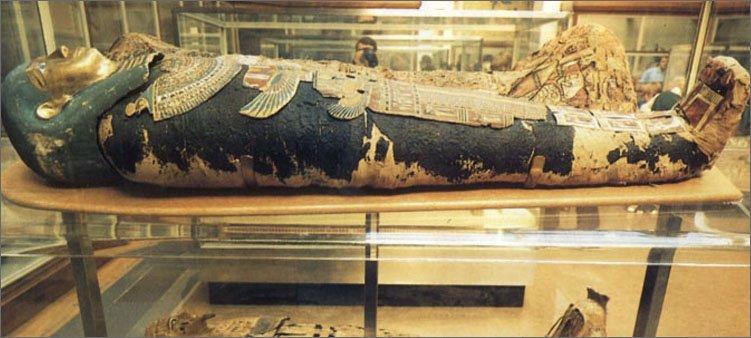 мумии-в-каирском-музее