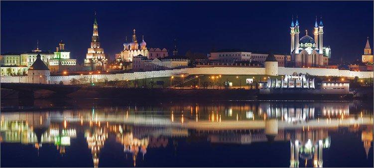 город-казань