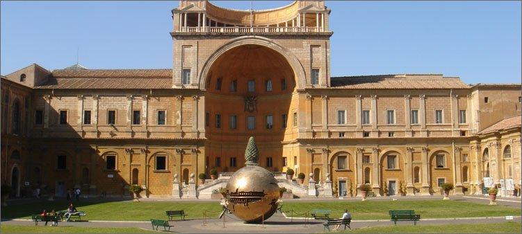 здание-музея-ватикана