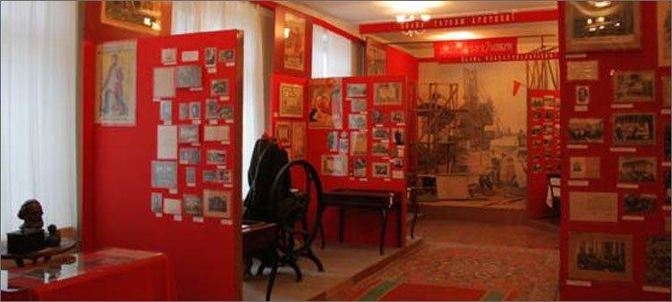 советская-экспозиция-в-музее