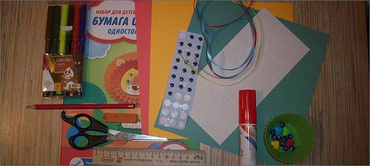 материалы-для-изготовления-закладки-летучего-змея