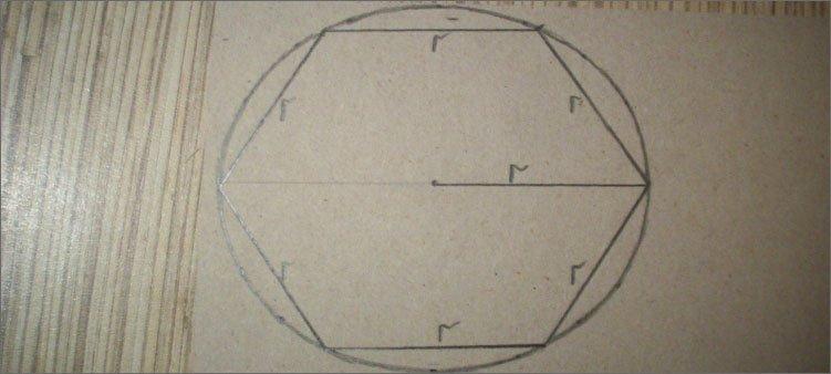 шестиугольник-вписываем-в-круг