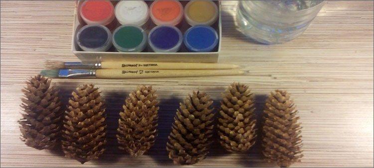 материалы-для-изготовления-цветных-шишек