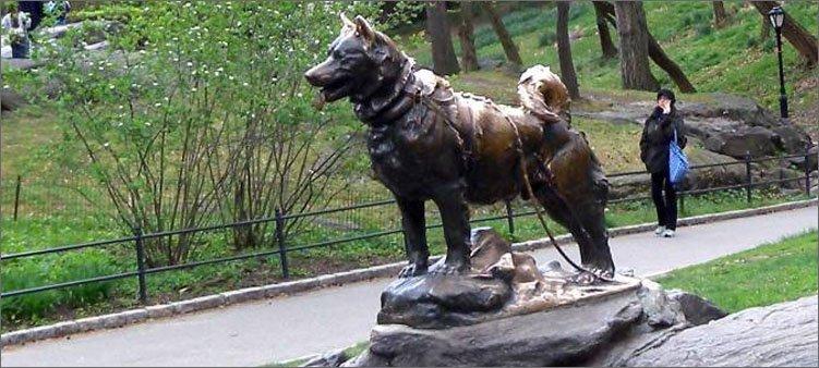памятник-псу-балто