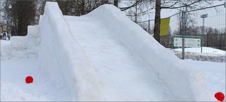 готовая-снежная-горка