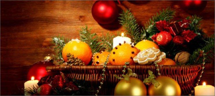 новогодняя-икебана-с-фруктами