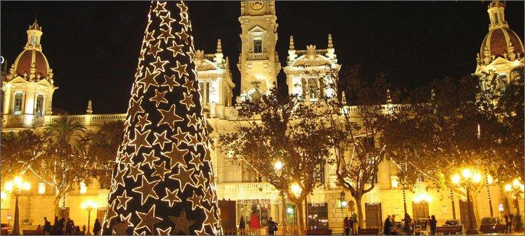 новогодняя-испания