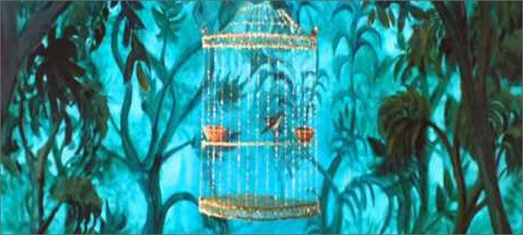 певчая-птица-в-клетке