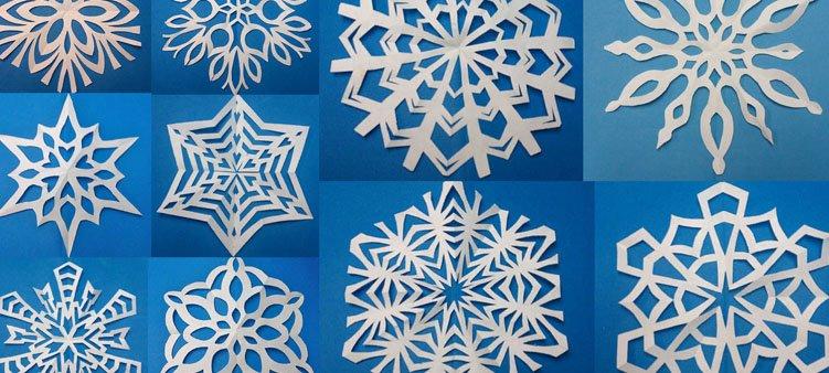 снежинки-из-бумаги