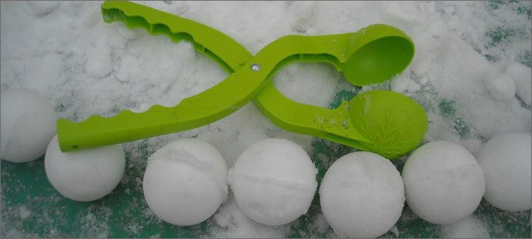 снежкодел-и-снежки