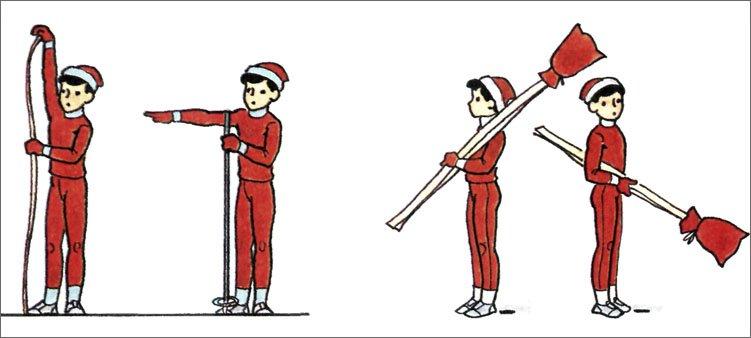 как-выбрать-лыжи-и-палки-ребенку