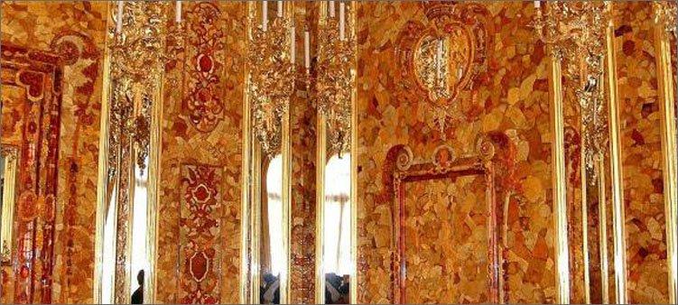 янтарная-комната