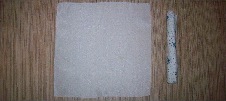квадрат-из-белой-ткани