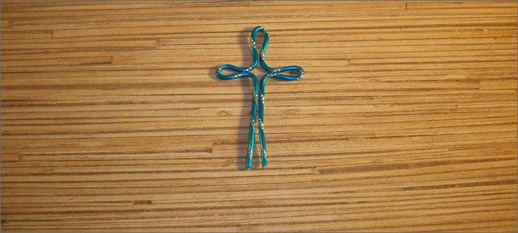 крестик-из-проволоки