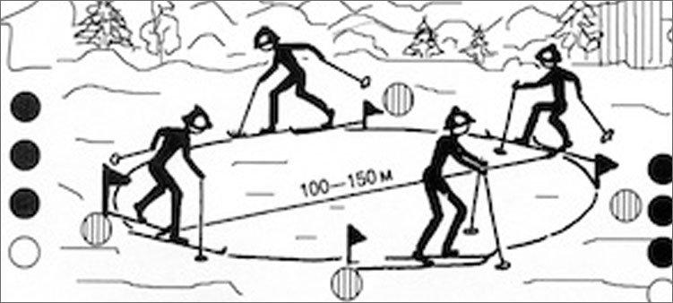 догонялки-на-лыжах