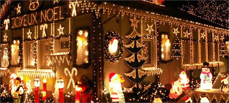 рождество-во-франции