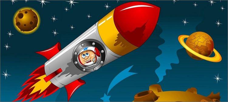 ракета-летит-к-сатурну