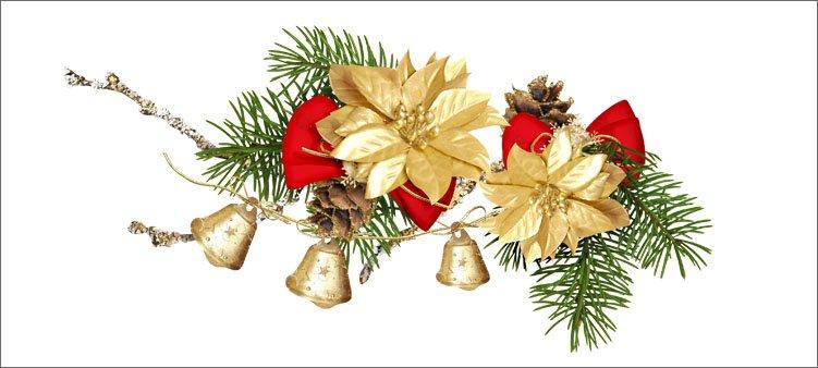 рождественские-колокольчики