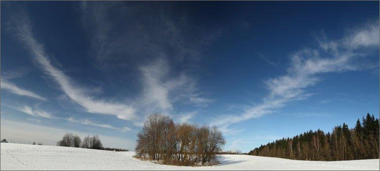 зимнее-небо-и-облака