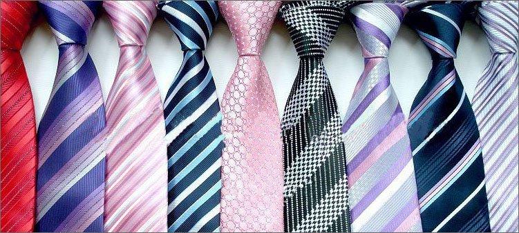 мужские-галстуки