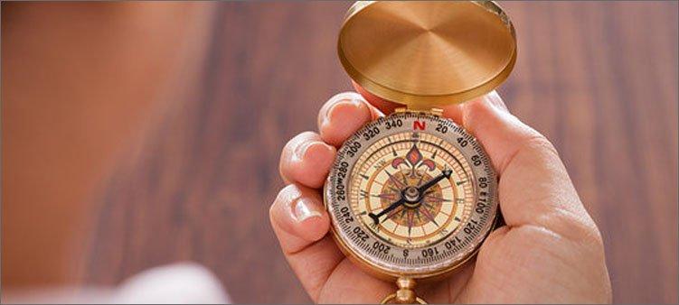 компас-в-руке
