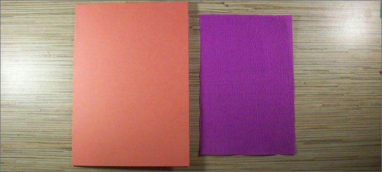 прямоугольник-из-гофрированной-бумаги