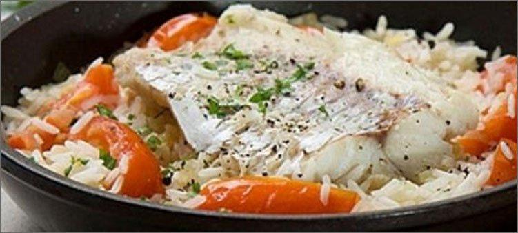 блюдо-из-рыбы-и-риса