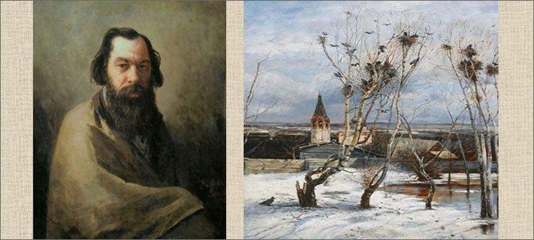 художник-саврасов-и-картина-грачи-прилетели