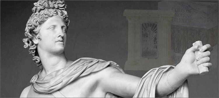 статуя-апполона