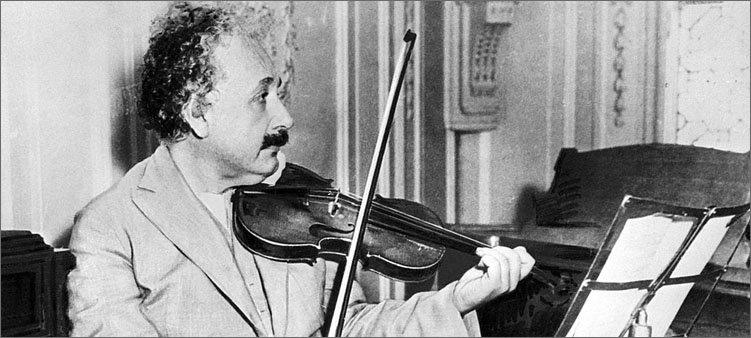 эйнштейн-играет-на-скрипке