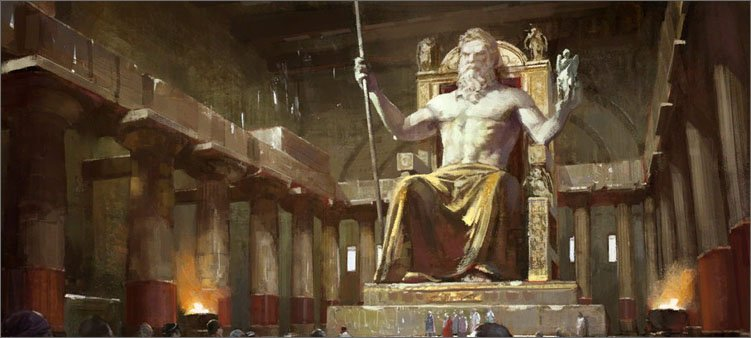 статуя-зевса