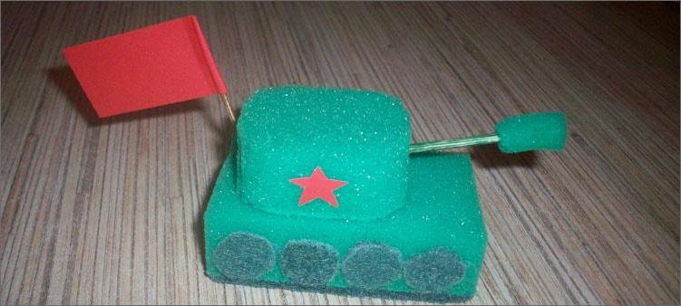 готовый-танк-из-губки