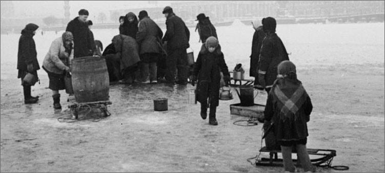 ленинград-во-время-блокады