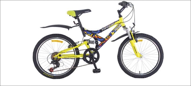 велосипед-горный-двухподвес