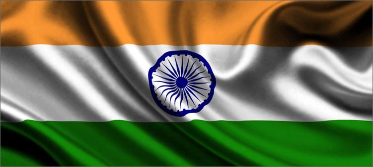 флаг-индии