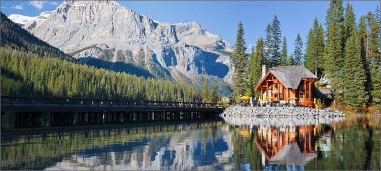 озеро-в-канаде