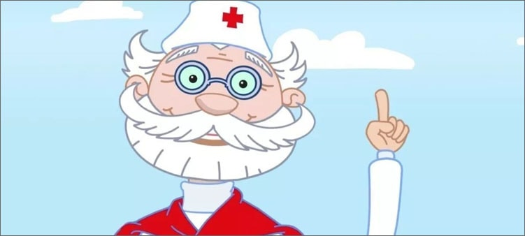 доктор-айболит