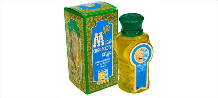 кедровое-масло