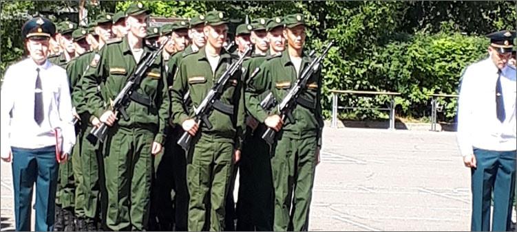 солдаты-на-присяге