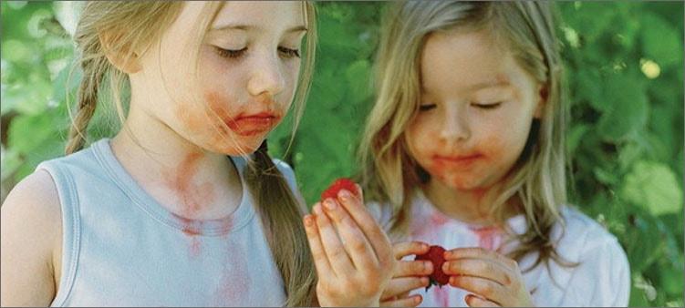 девочки-едят-ягоды