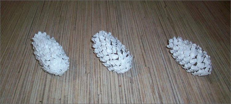 белые-шишки