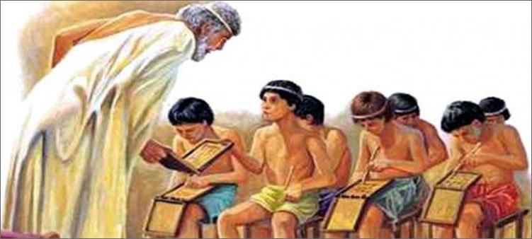 ученики-в-греции