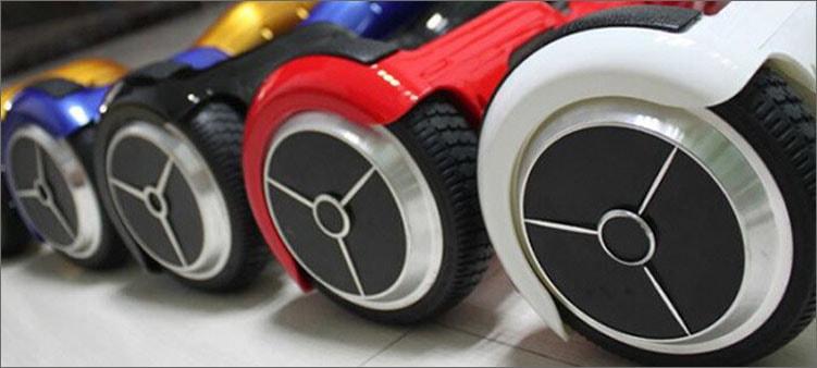 колеса-гироскутера