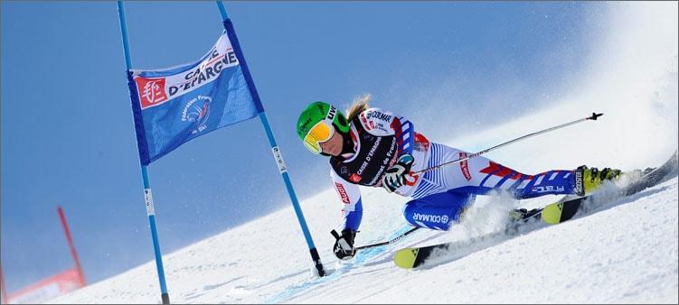горнолыжный-спорт