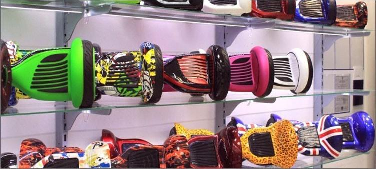гироскутеры-в-магазине