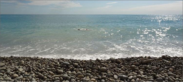 море-и-галька