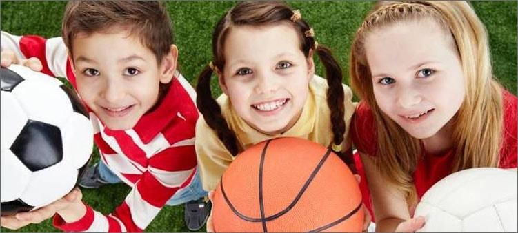 дети-с-мячами