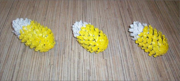 желтые-шишки