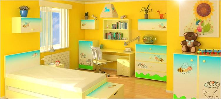 комната-в-желтых-тонах