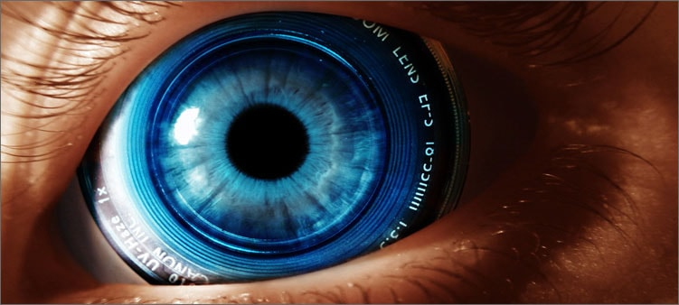 глаз-фотоаппарат